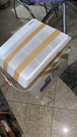 Ar arcondicionado consul com  controle 7.500 BTUS voltagem 127  - Foto 3