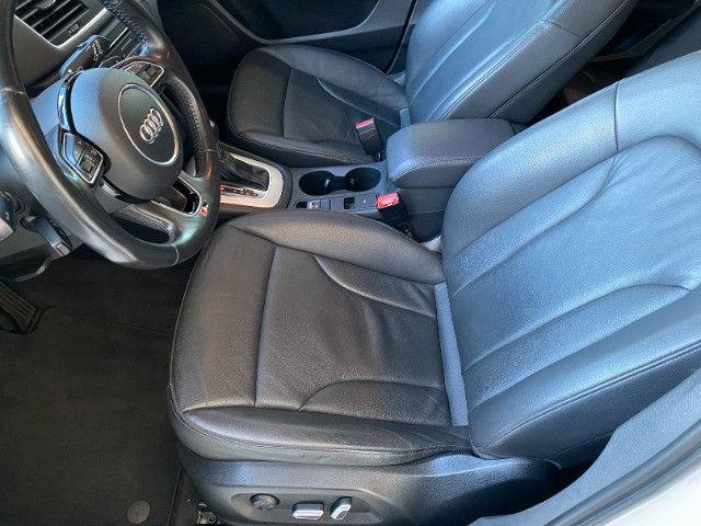 Audi Q3 Ambiente 1.4 Tfsi Aut. 2017 Top de Linha Unico Dono - Foto 17