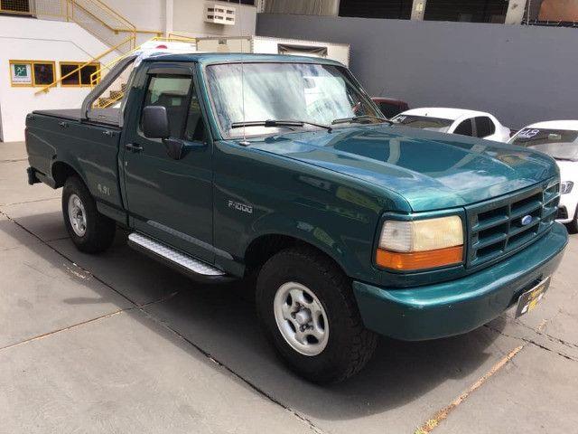 Ford F1000 XL 4.9i 1997/1998 - Foto 3