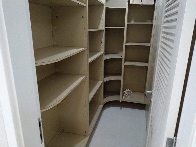 Apartamento para alugar com 4 dormitórios em Alto da boa vista, São paulo cod:REO22610 - Foto 8