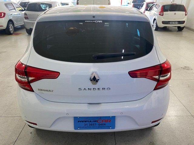 Renault Sandero Zen 1.0 12V SCe (Flex) - Foto 5
