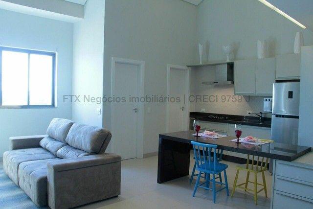 Lindo Flat mobiliado e decorado - Cobertura - Santa Fé - Foto 15