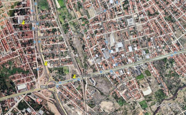 Apartamento com 1 quarto para alugar, 37 m² por R$ 320/mês - Maracanaú/CE - Foto 14