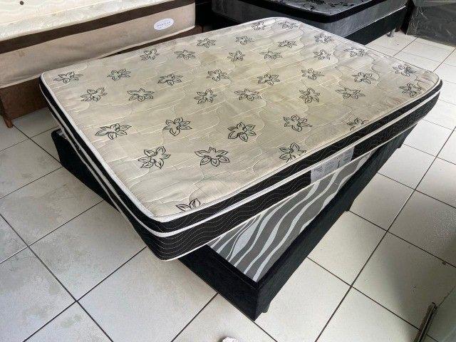 cama box casal - entrego - Foto 5