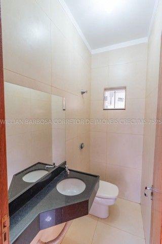 Casa com área de lazer completa e alto padrão de acabamento no Jd das Nações! - Foto 12