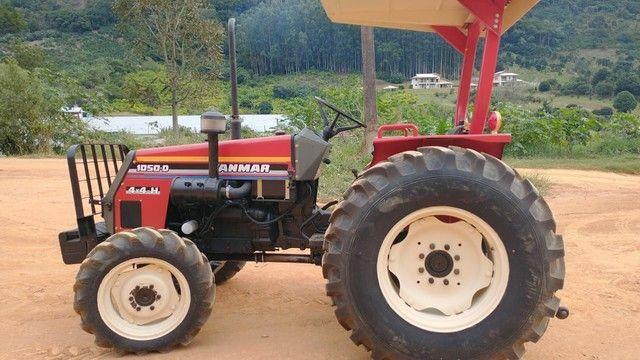 02 - Vendo Trator Yanmar 1050 - Negocio