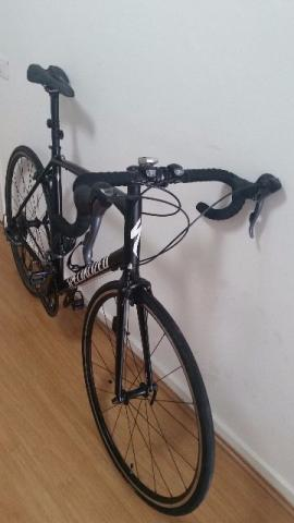 Bicicleta Specialized Allez E5 2017 + Rodas Shimano Ultegra 6700 - 58