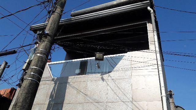 Vidro para sacada, decoração fachada
