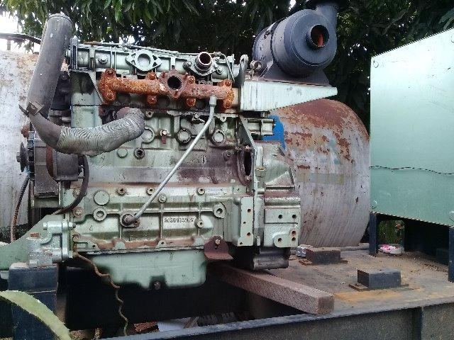 Motor a Diesel 4 Cilindros