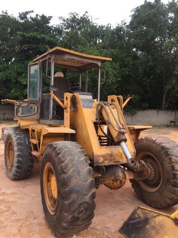Vendo ou Troc Pá Carregadeira XCMG 2009 Sem Motor