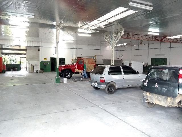 Galpão industrial e comercial, c/ 627,60 m², c/ casa de 192,66 m², valor 1.200.000,00 - Foto 5