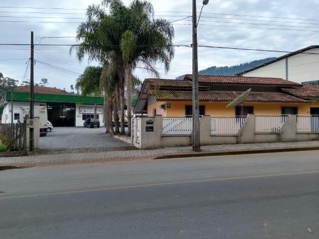 Galpão industrial e comercial, c/ 627,60 m², c/ casa de 192,66 m², valor 1.200.000,00 - Foto 3