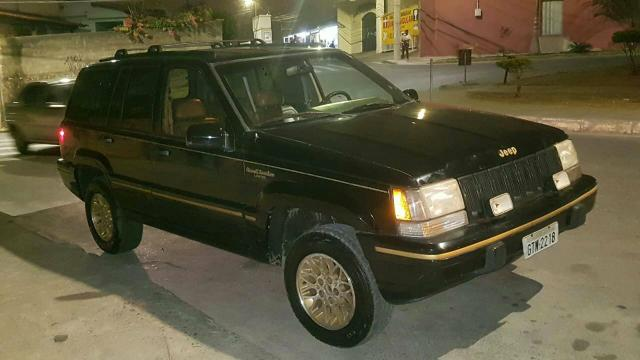 Exceptional Carro Completo V8 Cherokee