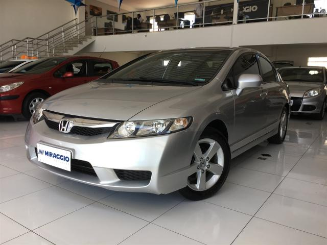 HONDA CIVIC 2010/2011 1.8 LXS 16V FLEX 4P MANUAL