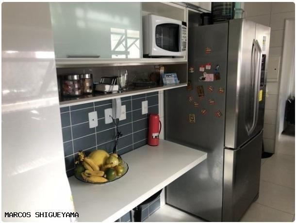 Apartamento com 3/4 (2 suítes) + dependência. armários e painéis primeira linha! VG1620 - Foto 13