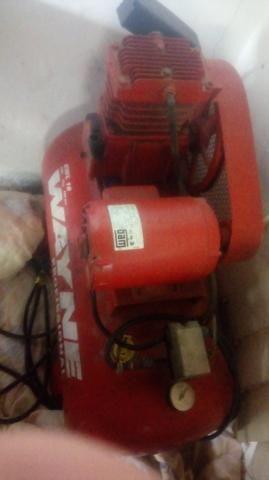 Compressor de ar Wayne cwl 10/100 - Foto 2