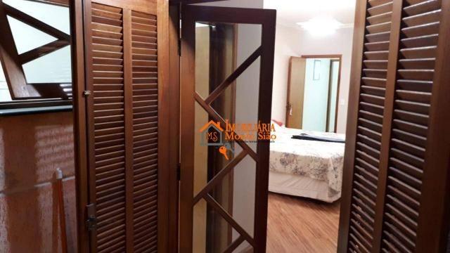 Sobrado com 3 dormitórios à venda, 147 m² por R$ 650.000,00 - Jardim Imperador - Guarulhos - Foto 9