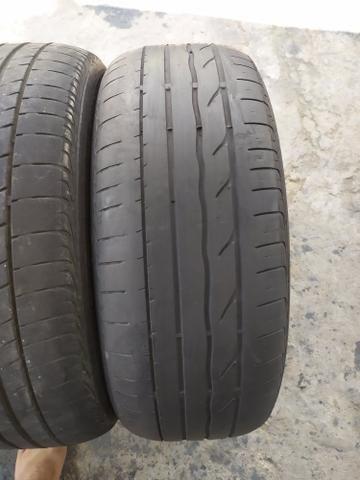 4 Pneus (205/55/16) Bridgestone Turanza - Foto 3