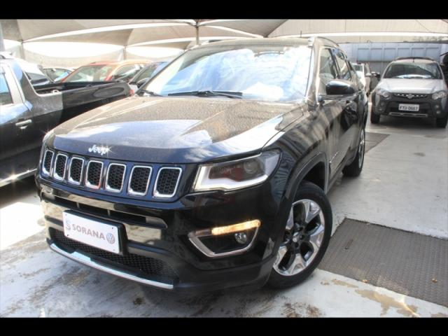 JEEP  COMPASS 2.0 16V FLEX LIMITED 2016 - Foto 2