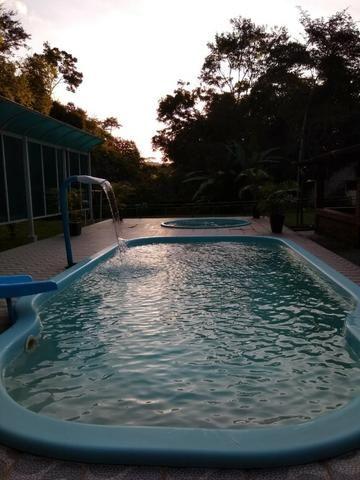 Vende-se Granja no Guarajamirim com 2400m² com 2 quartos, açudes, área gourmet. - Foto 3