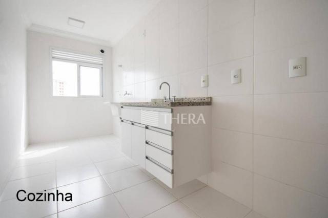 Apartamento com 2 dormitórios para alugar, 59 m² por r$ 1.350,00/mês - santa teresinha - s - Foto 3