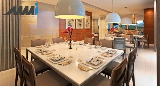 Boulevard brasil - apartamento 3 suítes com 123m em balneári - Foto 8
