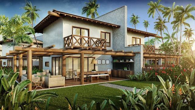 Casa 3/4 Praia do Forte - últimas unidades