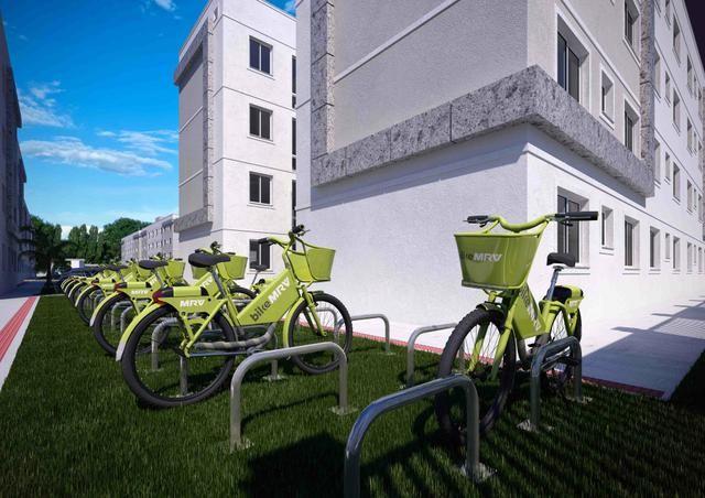 Aptos de 2 quartos com clube Privativo, energia solar em Morada de laranjeiras - Foto 9