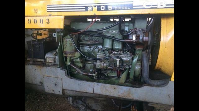 Vendo ou troco - Trator CBT 2105 Muito Novo! - Foto 3