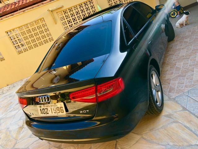 Audi a4 ambiente com teto - Foto 4
