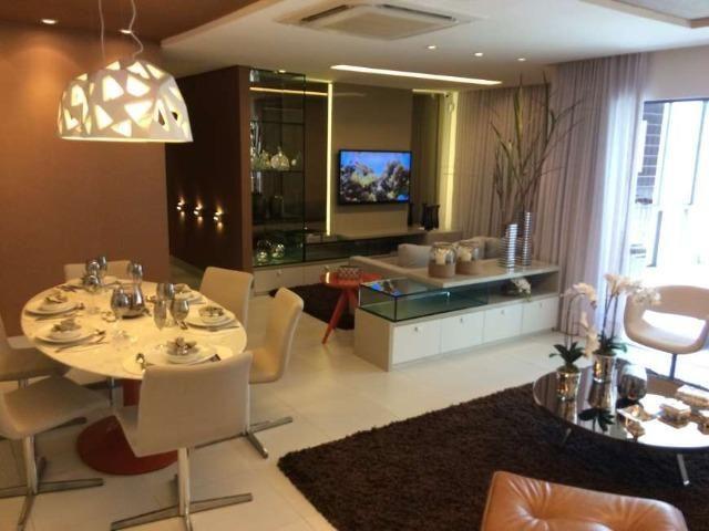 DM- Melhor 4 quartos da Zona Sul! Prédio mais imponente com acabamento premium - Foto 2