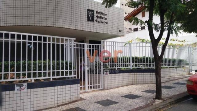 Apartamento para alugar, 60 m² por R$ 1.500,00/mês - Meireles - Fortaleza/CE - Foto 2