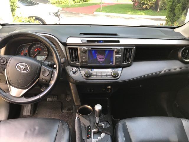 Toyota Rav 4 único dono 13/13 4x4 - Foto 7