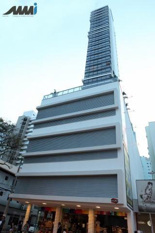 Boulevard brasil - apartamento 3 suítes com 123m em balneári - Foto 2