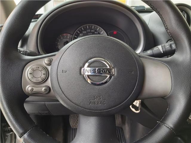 Nissan March 1.6 sr 16v flex 4p manual - Foto 5