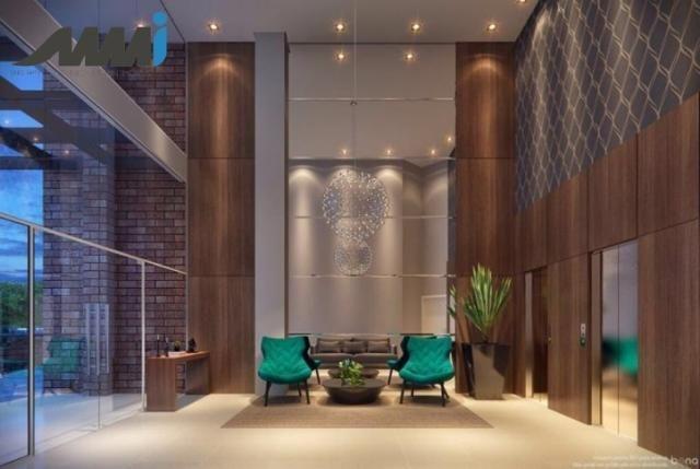 Icon - apartamento com 02 quartos sendo 01 suíte em bc - Foto 5