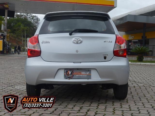 Toyota Etios 1.3 X Manual Flex*Muito Econômico*Garantia Pós Venda - Foto 5