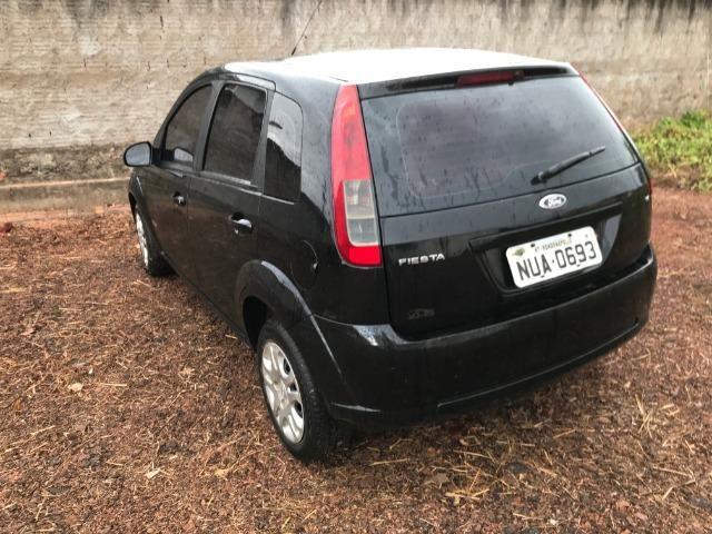 Ford Fiesta Hatch 1.6 completo Flex - Foto 6