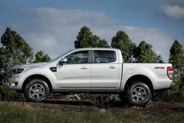 Ford Ranger XLS 2.2 4x4 Diesel Automática 19/20 0km IPVA 2020 pago - Foto 5