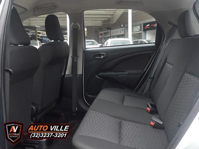 Toyota Etios 1.3 X Manual Flex*Muito Econômico*Garantia Pós Venda - Foto 7