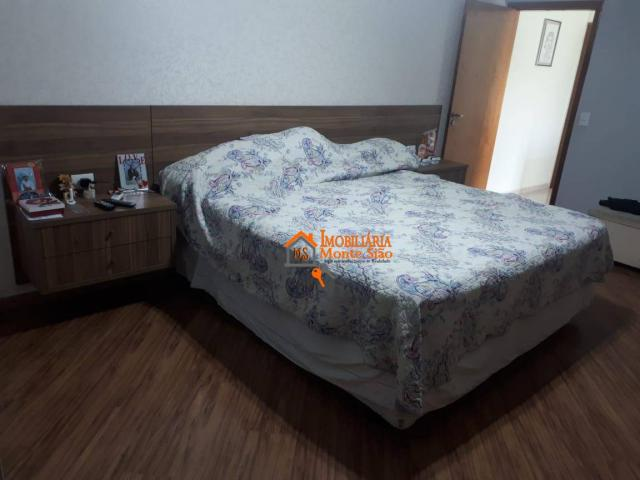Sobrado com 3 dormitórios à venda, 147 m² por R$ 650.000,00 - Jardim Imperador - Guarulhos - Foto 10