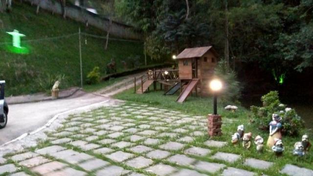 Vende-se Granja no Guarajamirim com 2400m² com 2 quartos, açudes, área gourmet. - Foto 14