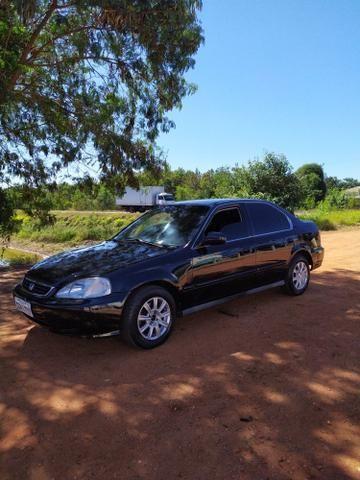 Honda Civic 2000 ( Automático )