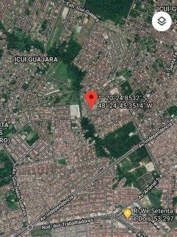 Vendo terreno no icuí / 40hs - Foto 2