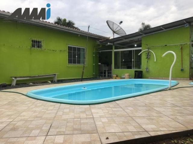 Casa com piscina, 3 quartos no centro de navegantes - Foto 10