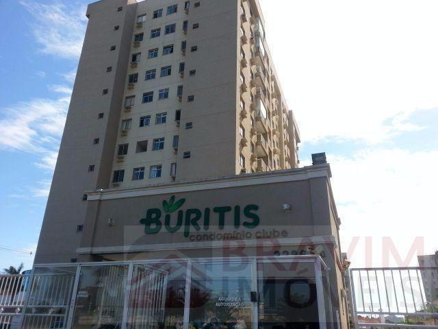 Buritis com vaga coberta - Foto 13
