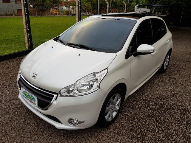 PEUGEOT 208 2014/2014 1.5 ALLURE 8V FLEX 4P MANUAL - Foto 3