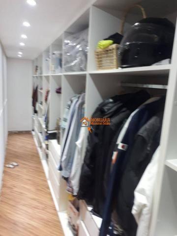 Sobrado com 3 dormitórios à venda, 147 m² por R$ 650.000,00 - Jardim Imperador - Guarulhos - Foto 15