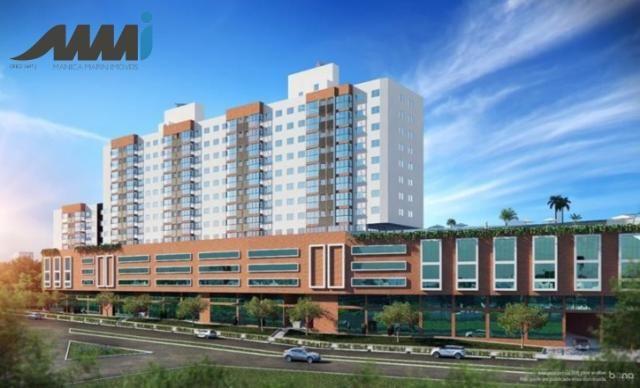 Icon - apartamento com 02 quartos sendo 01 suíte em bc - Foto 2