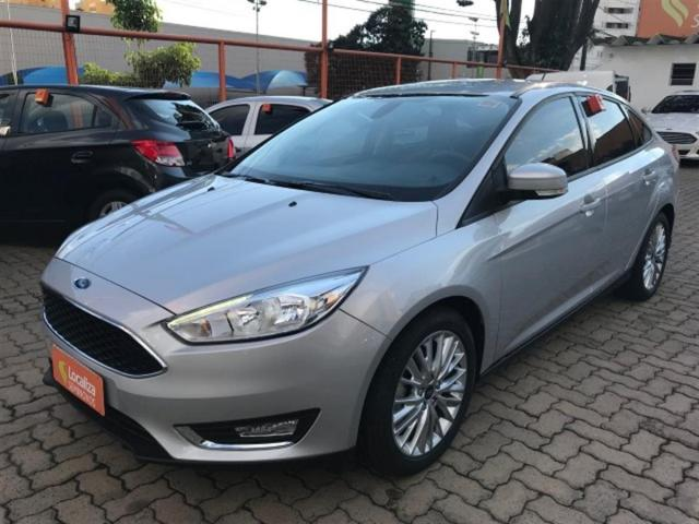 FORD FOCUS 2018/2018 2.0 SE FASTBACK 16V FLEX 4P POWERSHIFT - Foto 4